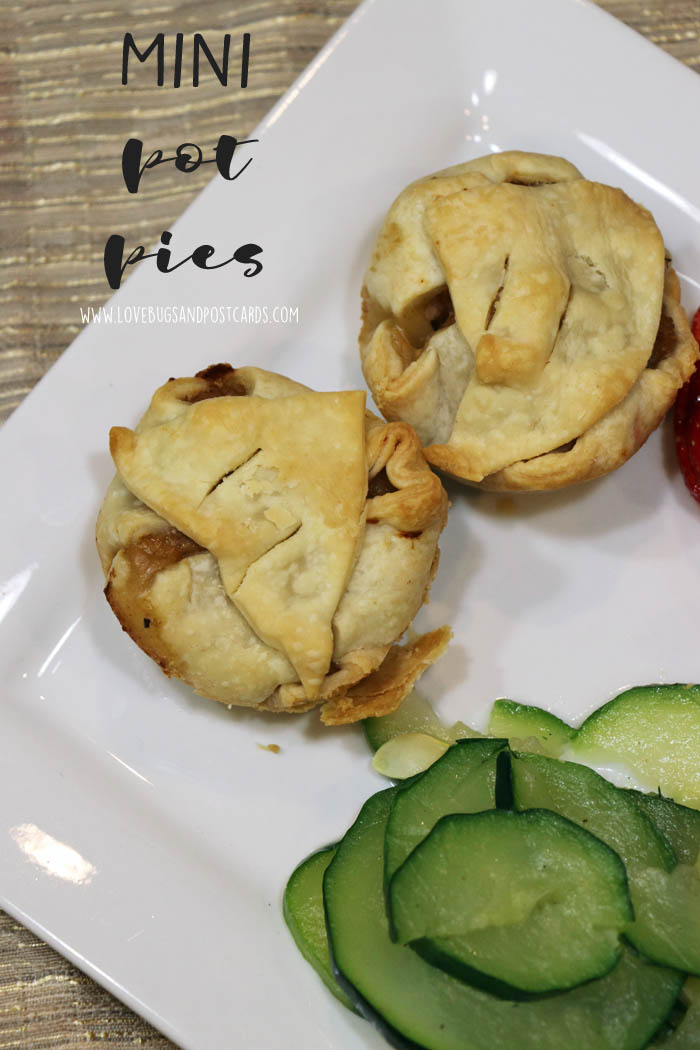 Mini Pot Pie Recipe