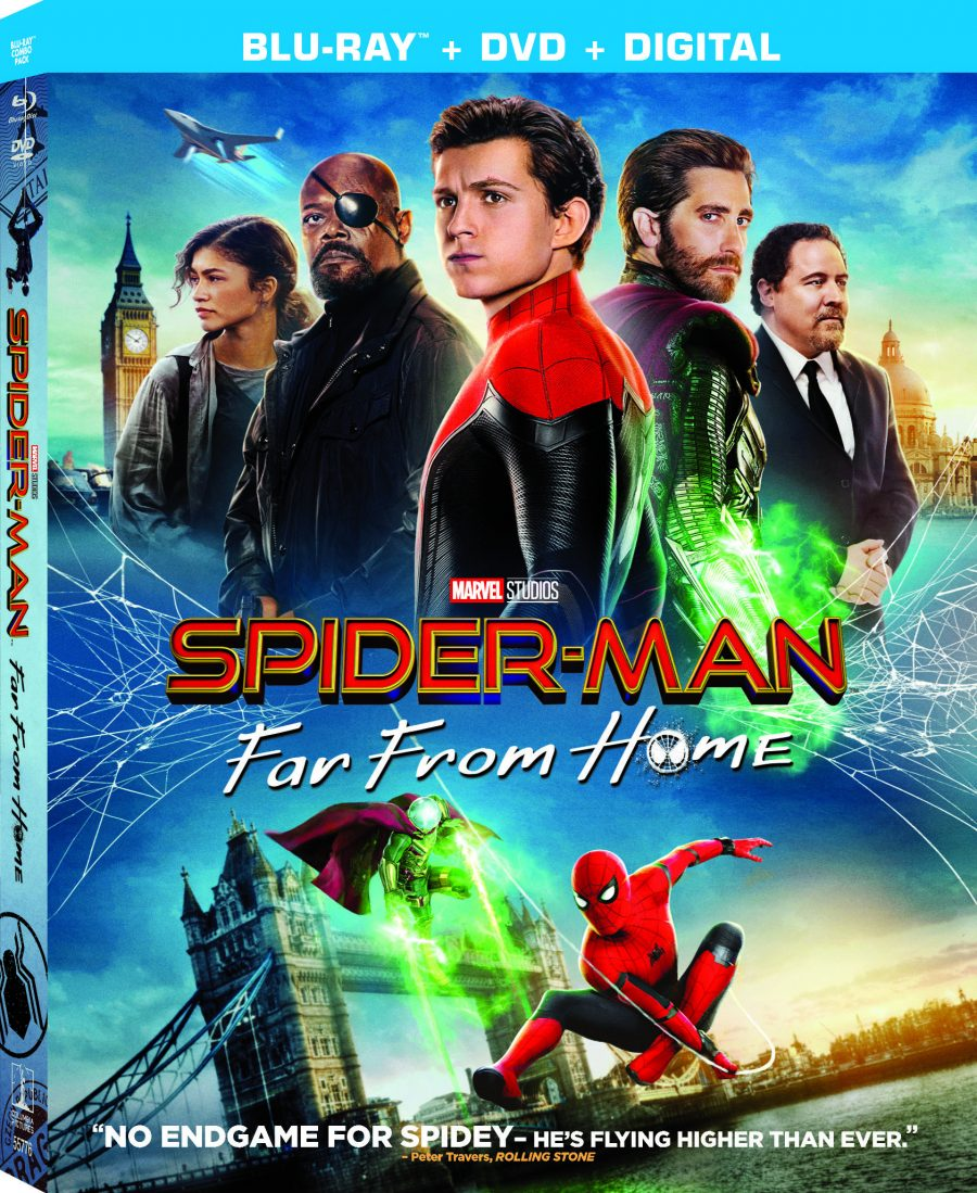 Spider-Man: Far From Home movie night