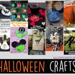 Halloween Crafts {easy & fun}