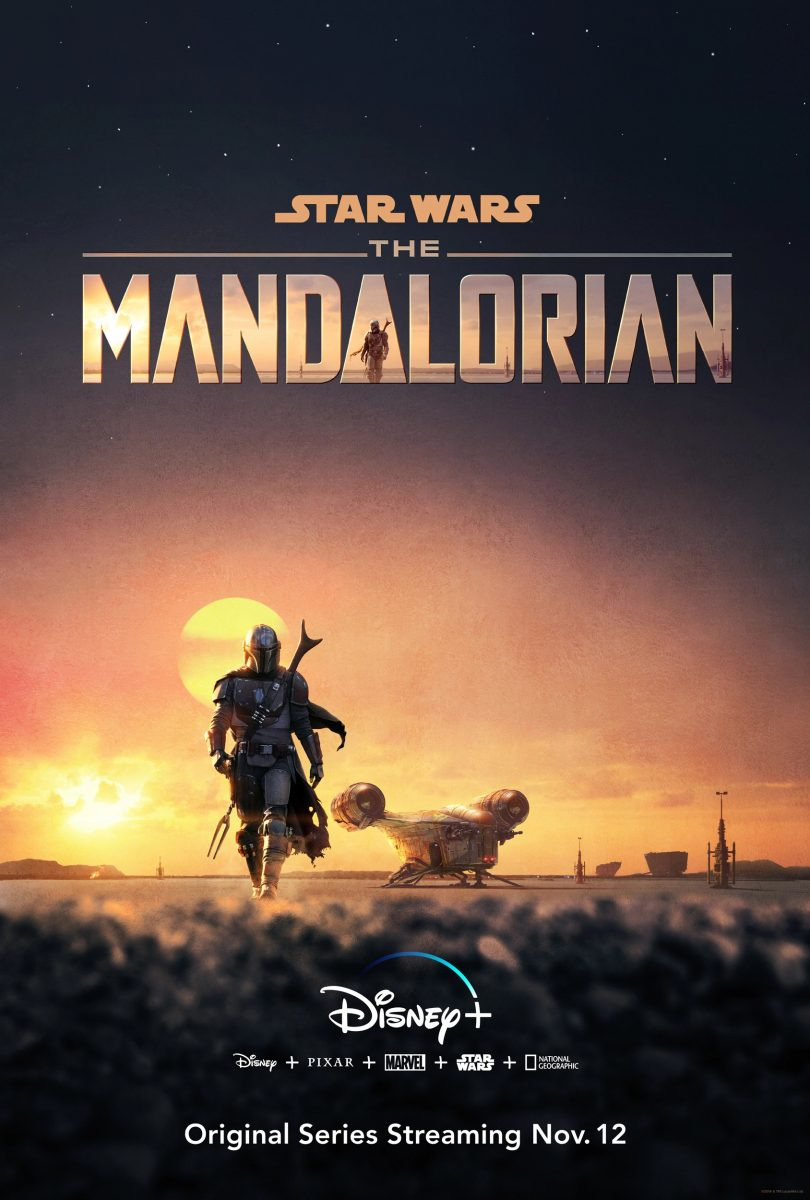 Star Wars The Mandalorian Trailer - Disney+