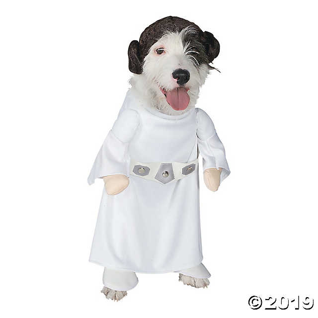 Star Wars™ Princess Leia Dog Costume