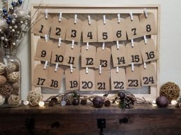 Farmhouse Advent Calendar