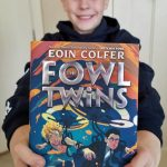 Go on a new adventure with The Fowl Twins