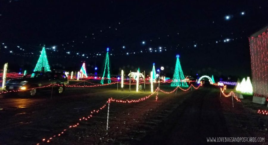 Christmas in Color in Utah