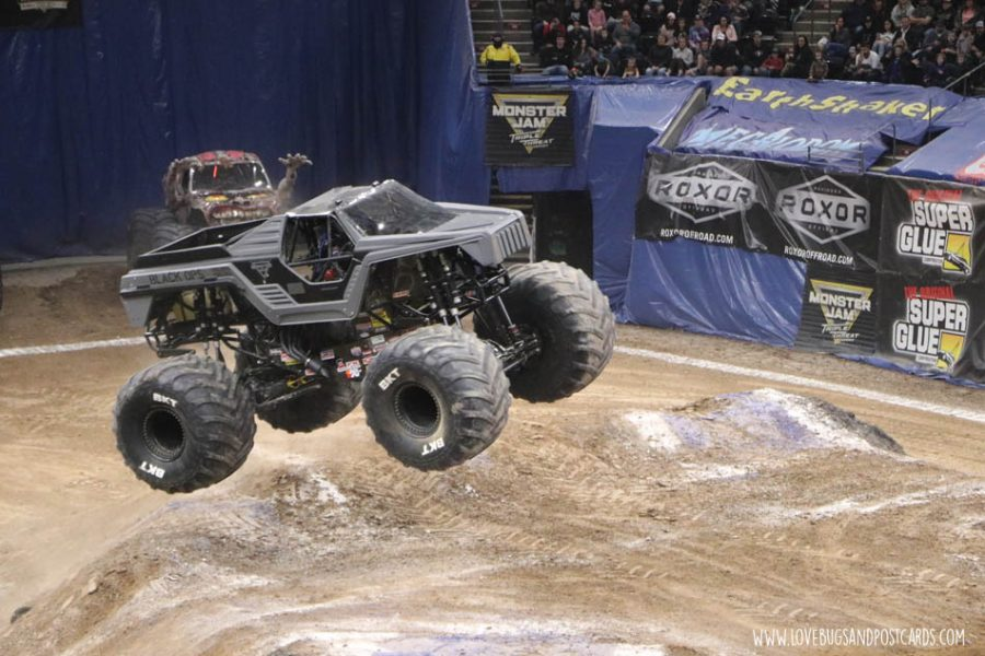 Black Ops Monster Jam