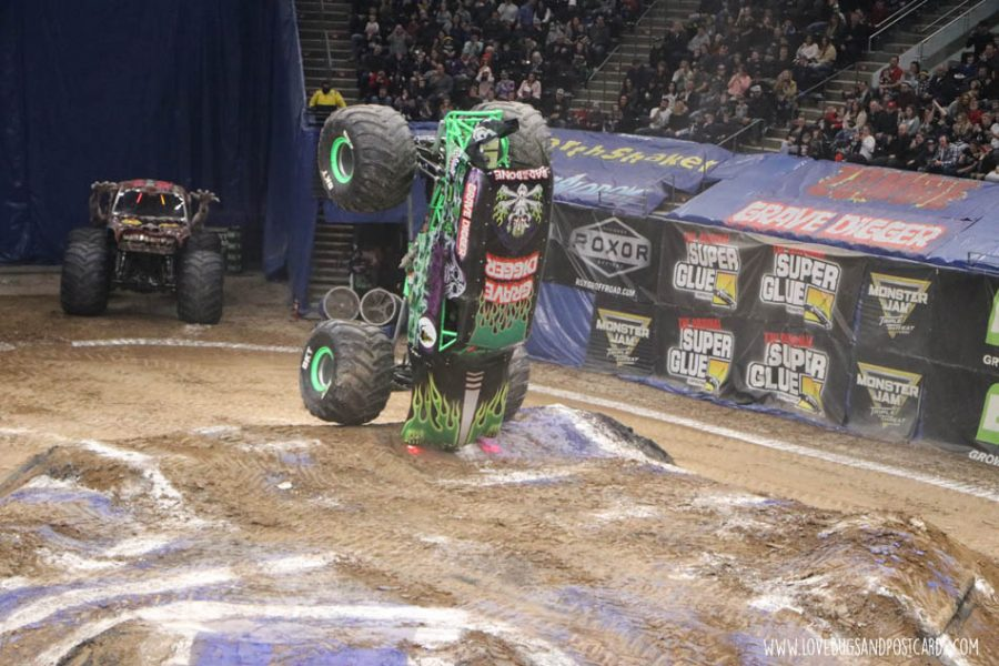 Grave Digger Monster Jam
