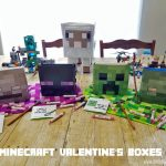 Minecraft Valentine's Box