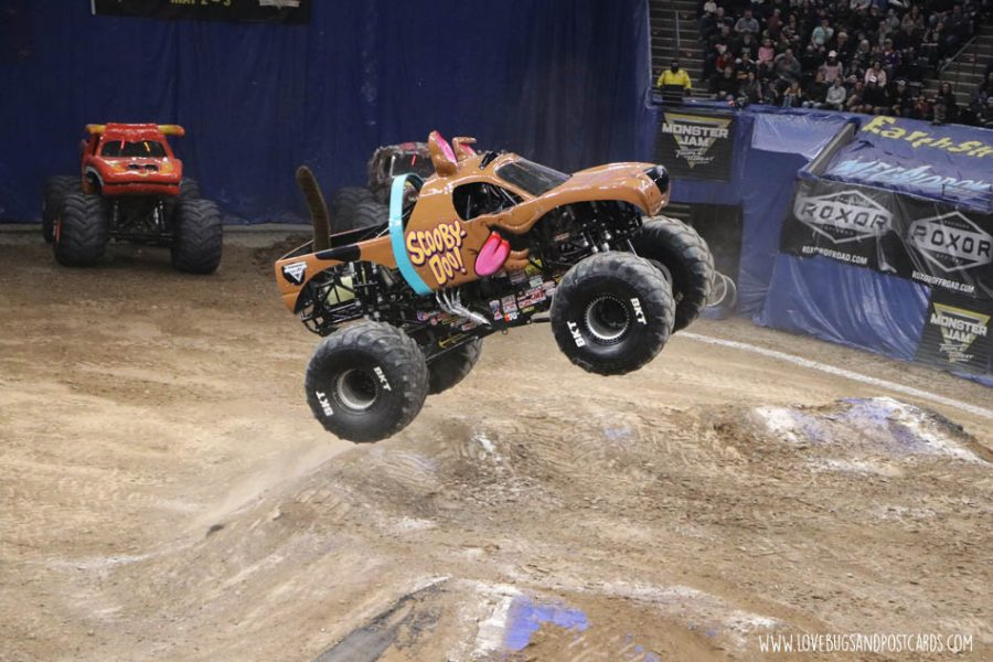Scooby-Doo Monster Jam
