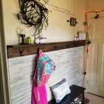 Farmhouse Entryway DIY