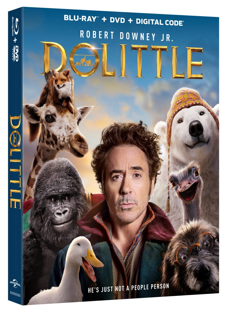 DOLITTLE now available to own