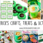 St. Patrick's Crafts, Treats & Activities