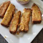 Crispy French Toast Sticks