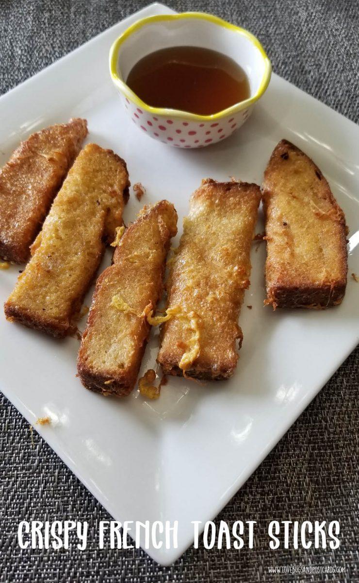 7 easy meal ideas (family-friendly) - Crispy French Toast Sticks