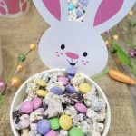 Easter Popcorn (Cookies and Cream Popcorn)