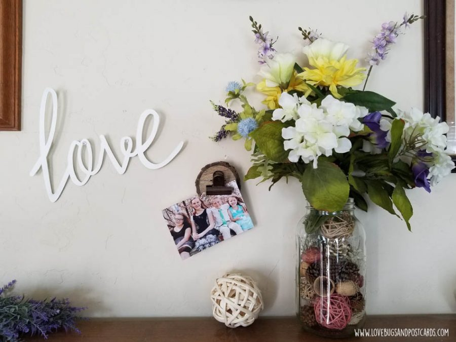 Farmhouse Mantel Decor Ideas
