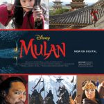 Disney's Mulan Giveaway (live-action)