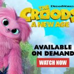 The Croods: A New Age Giveaway (plus Twitter Watch Party)