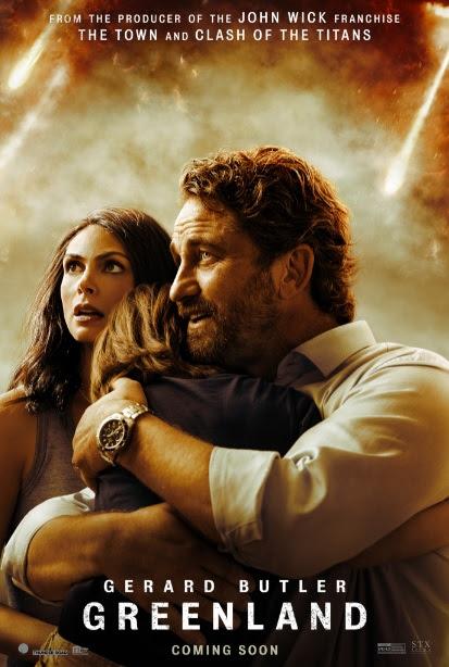 Greenland movie 2020