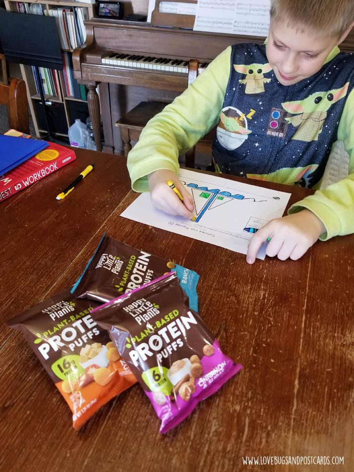 Protein snacks for kids