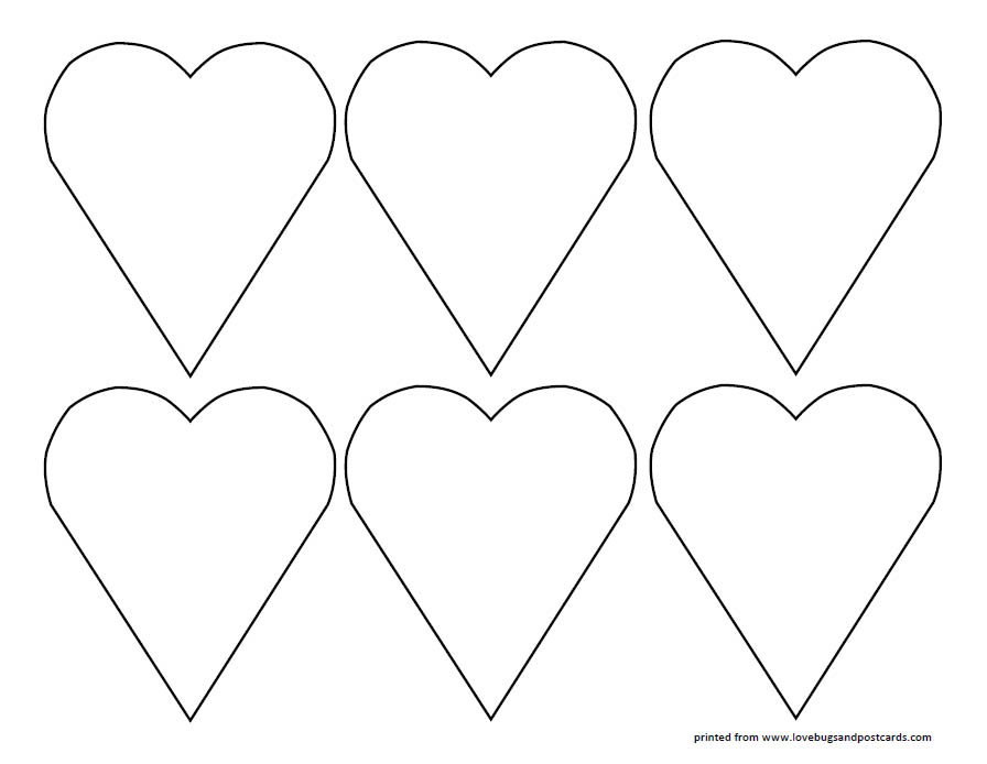 Heart Note Printables (Heart Attack) for doors