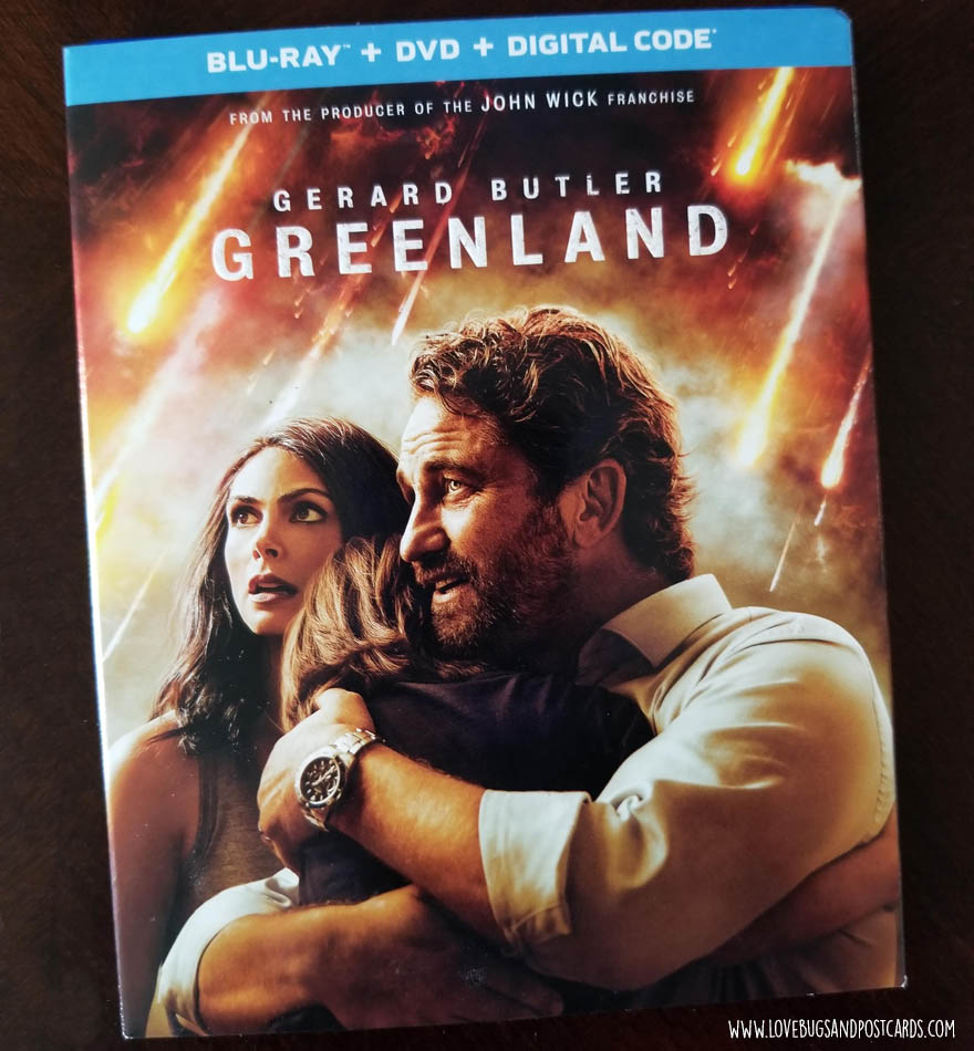 Greenland movie now available to own
