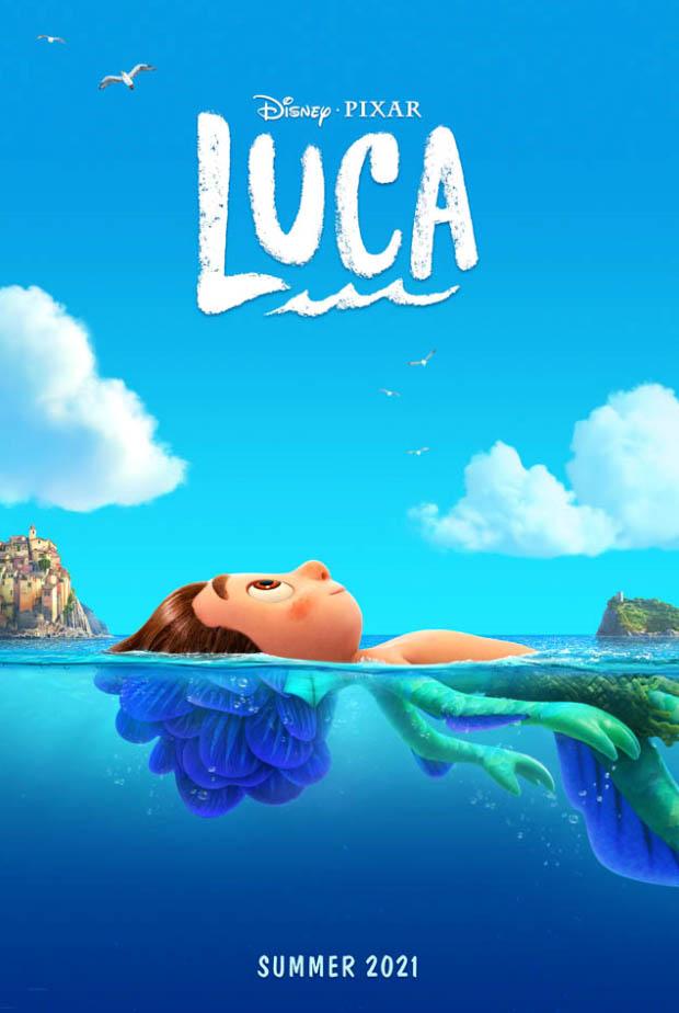 Disney and Pixar's Luca Trailer