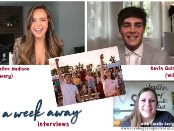 A Week Away Interviews with Bailee, Kevin, Kat, & Jahbril
