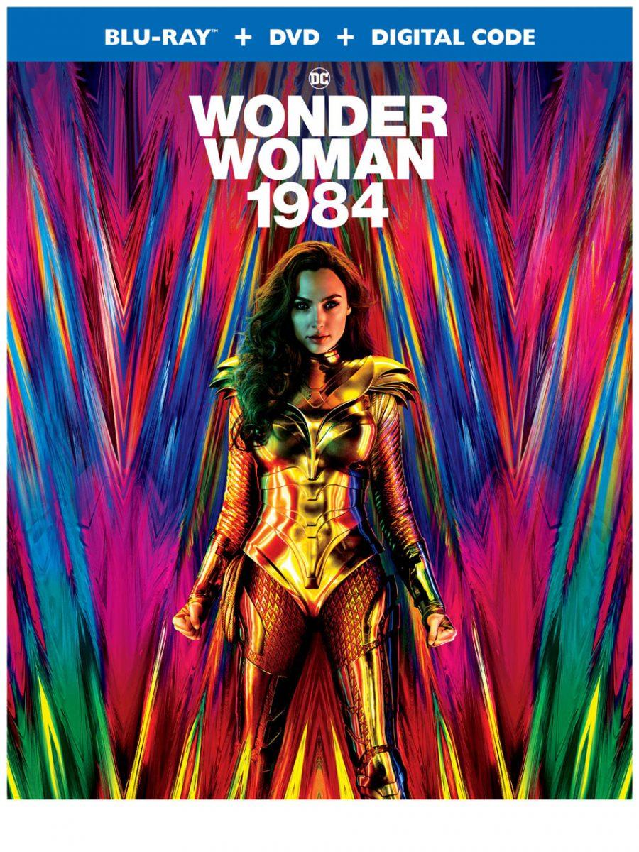 WW1984 on digital now & on 4K Ultra HD Blu-Ray on 3/30