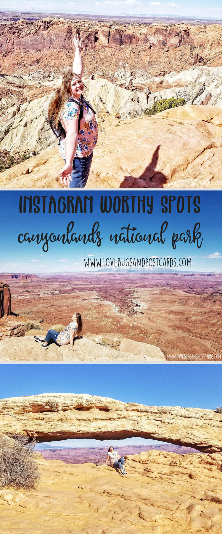 Instagram worthy spots in Canyonlands National Park (Island in the Sky)