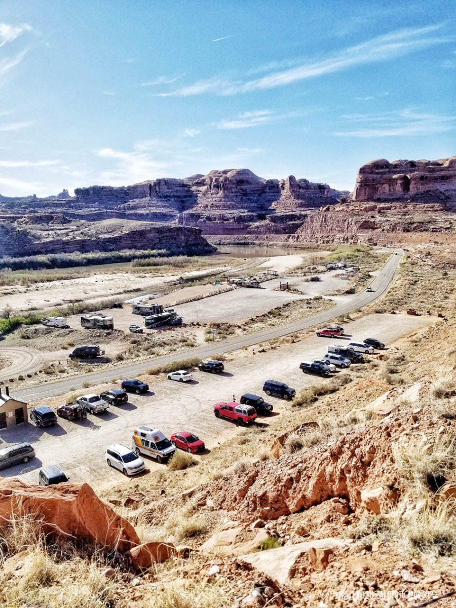 Corona Arch Hike Moab, Utah
