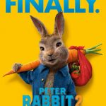 Peter Rabbit 2: The Runaway now playing in theaters