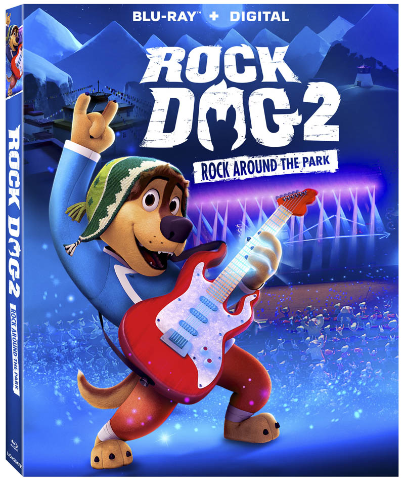 ROCK DOG 2 ROCK AROUND THE PARK GIVEAWAY