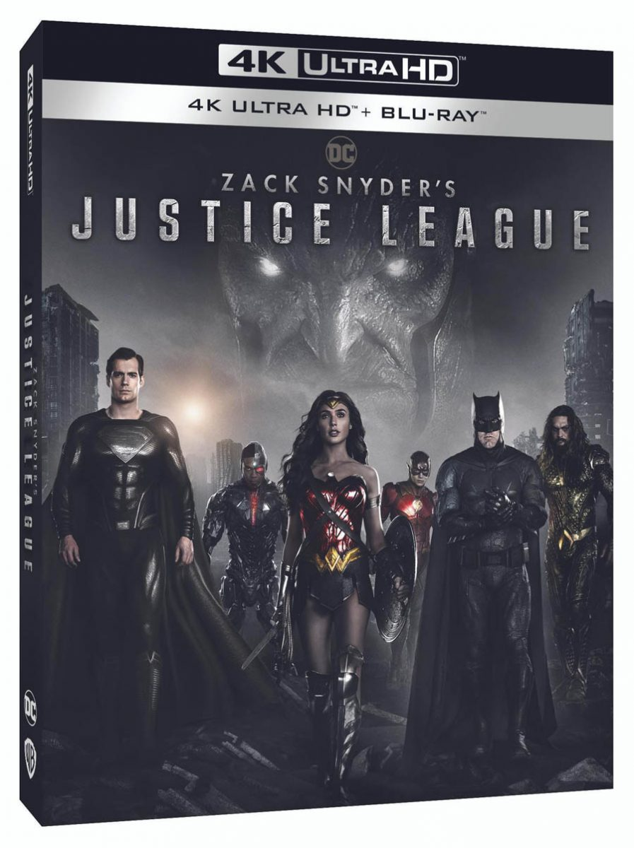 Zack Snyder's Justice League Giveaway