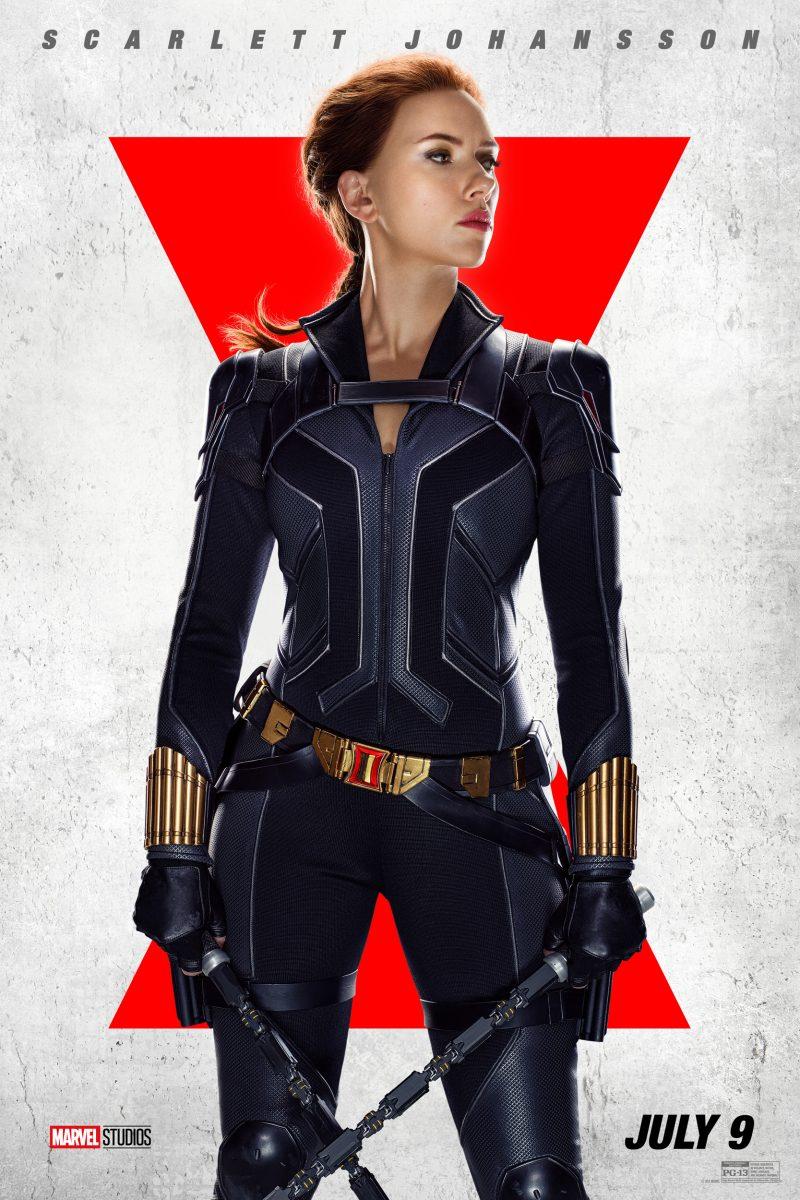 Marvel Studios Black Widow
