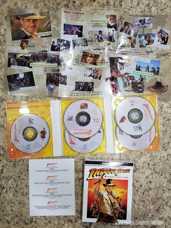 Indiana Jones 4K Ultra HD