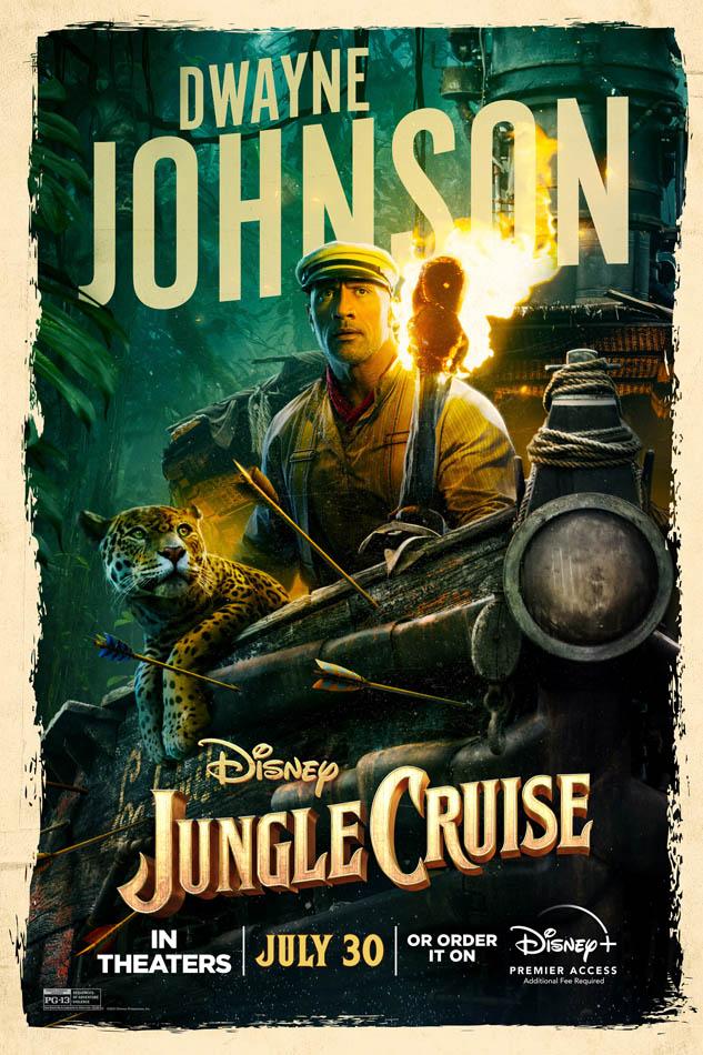 Disney's Jungle Cruise Trailer
