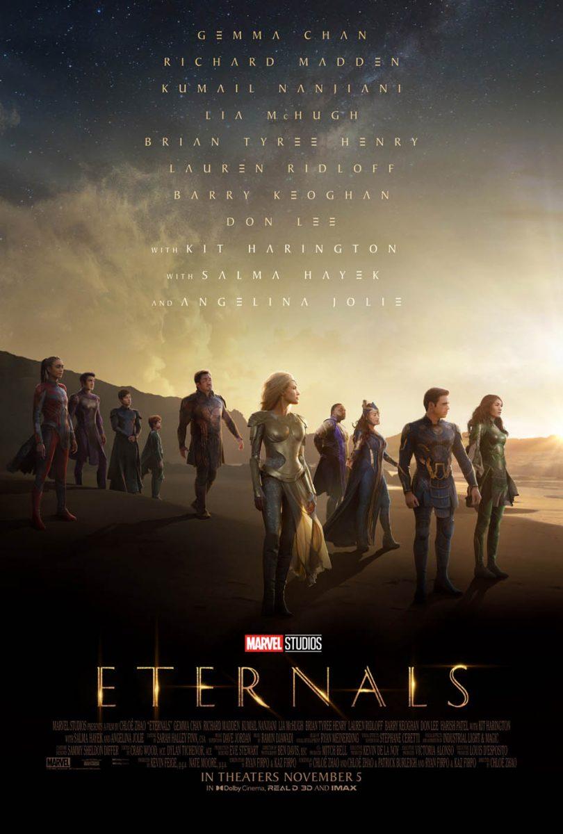 Marvel Studios' Eternals Trailer