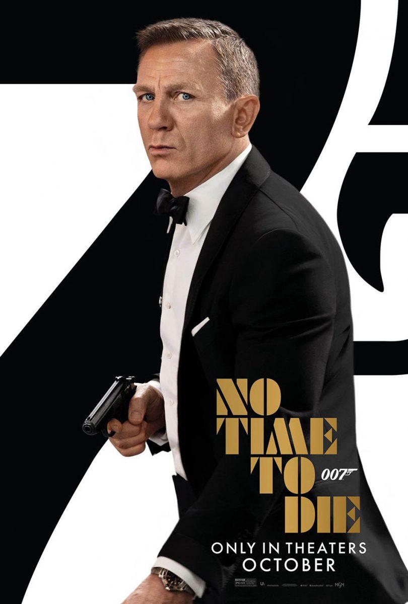 James Bond 007 No Time To Die Trailer