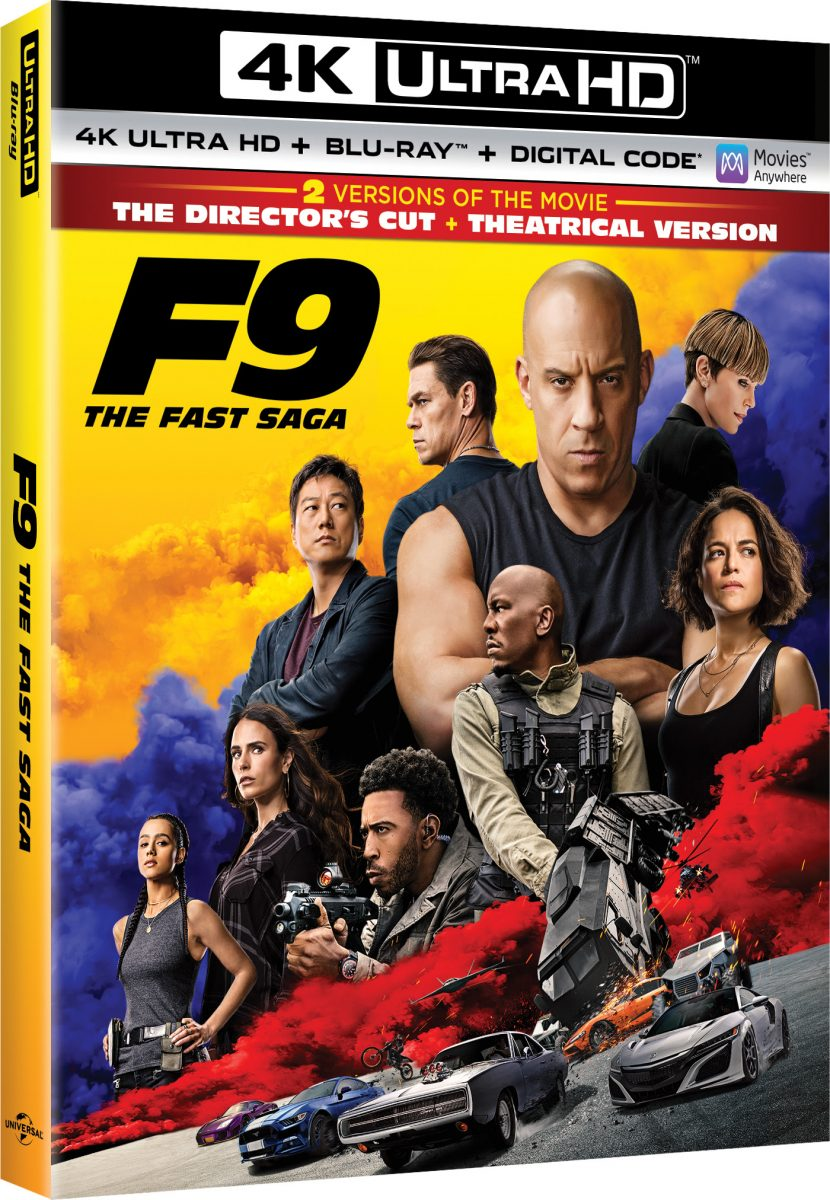 F9 now available to own