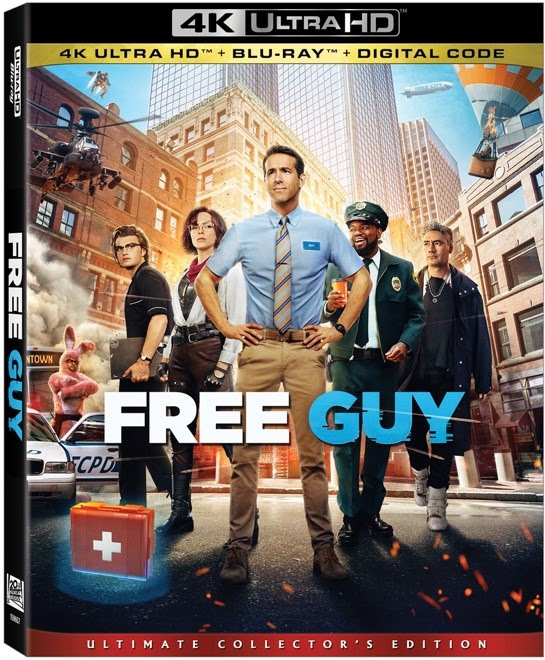 Free Guy now available to own